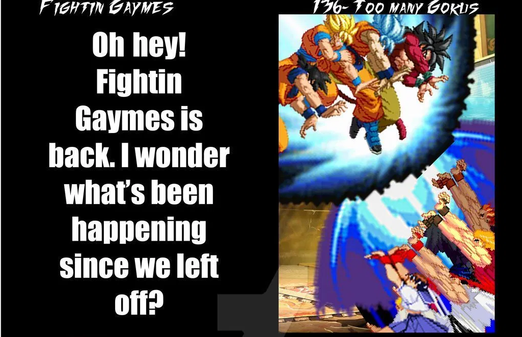 Fightin Gaymes!